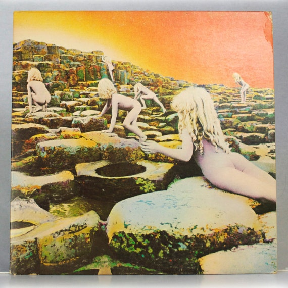 Led Zeppelin House of the Holy 1973 Album Atlantic Records Original Vintage Vinyl