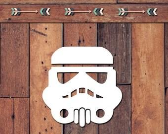 Storm Trooper Decal | Yeti Decal | Yeti Sticker | Tumbler Decal | Car Decal | Vinyl Decal