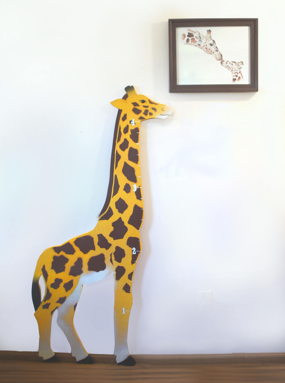 Wood giraffe growth chart giraffes kid room baby boy baby description wood giraffe growth chart nvjuhfo Choice Image