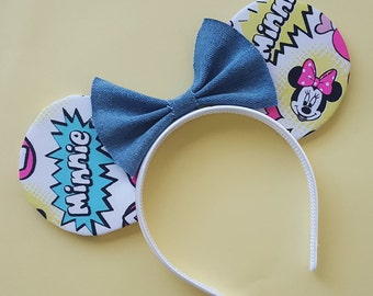 Love Minnie Mouse Ears