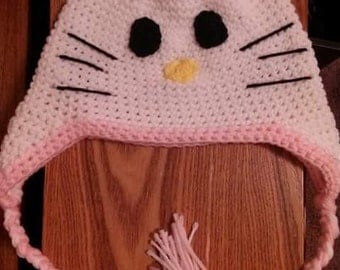 Hello Kitty Hat!