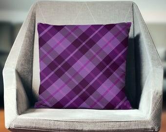 Purple Cushion | Purple Décor | Purple Pillowcase | Purple Pillow | Purple Pillow Case | Purple Throw Pillow | Purple Pillow Cover