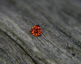 0.93 carat Unheated Natural Spessertite Garnet