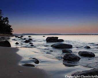 Sunset Photography, Beach Sunset, Sunset Print, Sunset Photo