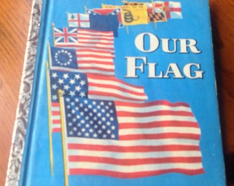 Our Flag (Little Golden Book, No. 388) (Hardcover)  by Carl Memling (Author), Stephen Cook (Illustrator)
