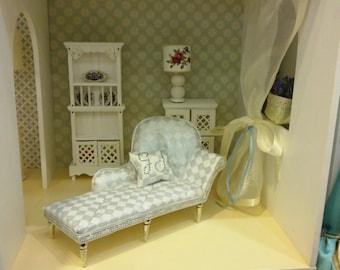 barbie sofa   etsy - Barbie Wohnzimmer Möbel