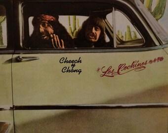Cheech Y Chong –Los Cochinos 1978 ( LP, Album, Vinyl Record ) Comedy