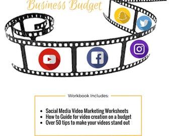 Create Social Media Videos Small Business Workbook