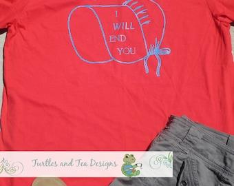 Firefly Shirt, Mal quote T-shirt, Serenity shirt