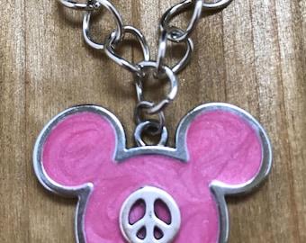 Peaceful Mickey!