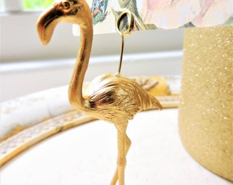 PLACE CARD HOLDER Gold Silver Animal Wedding Unique Placecard Holders Escort Name Card Place Settings Table Decor Realistic Flamingo Birds