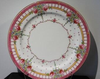Royal Worcester Porcelain England, C. Reizenstein Sons, Dinner Plates