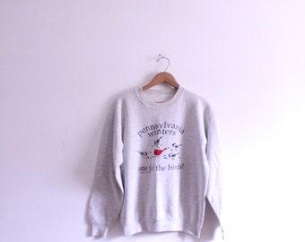 Winter is For The Birds Sweatshirt
