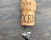 Custom wine jewelry - Uni...