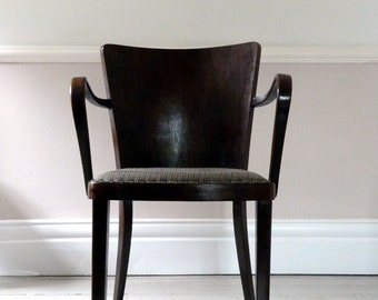 1930s Vintage Thonet Chair / Desk Chair