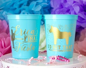 Bachelorette Party, Bachelorette Party Cups, Bridal Party Cups, Bach Weekend, Stadium Cups, Plastic Cups, Girls Weekend, Custom Cups