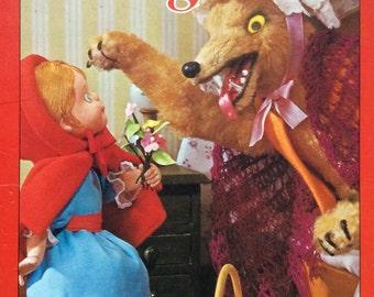 Little Red Riding Hood A Puppet Storybook