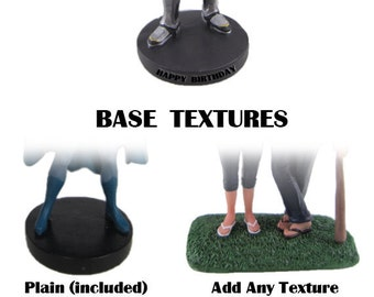 Base Options, Name Plate, Engraving, Business Card Holder, Pen Holder, Base Texture, Base Shape
