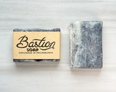 GRANITE - All Natural Soap, Handmade Soap, Cold Process Soap, Vegan Soap, Salt Bar Soap