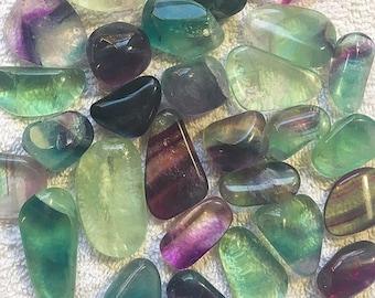 Small Rainbow Fluorite