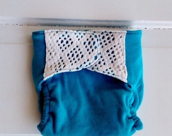 T shirt fitted diaper- cloth diaper- cloth nappy- upcycled tshirt diaper- earth friendly cloth diaper