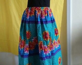 Garden Goddess Maxi Dress