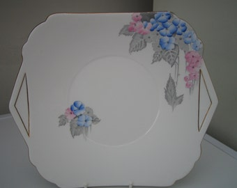 Shelley Eve style Cake plate c1930+