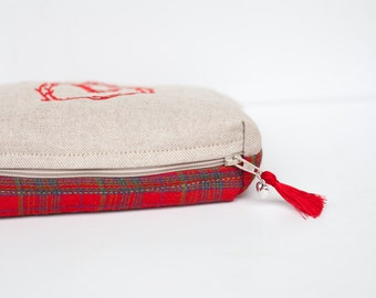 My little secret pouch. Gift idea for Valentine's day. #sanvalentino