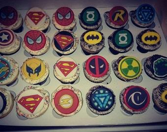 Custom Cupcakes (A Dozen)