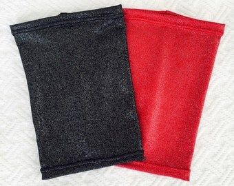 2 pack glittzy picc line covers to dress up that blingy outfit!