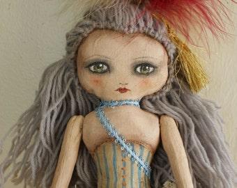 Rowenna, Circus Babe