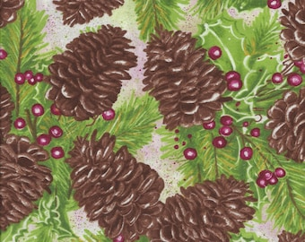 Poinsettia Passion by Quilt Country Inc for Moda 5373-11