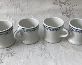 Vintage Diner Mugs