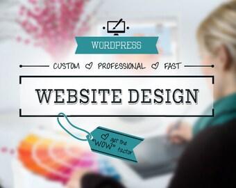 Custom Website, Blogger Theme, Wordpress Blog Theme, Website Design, Photography Website, Wordpress Website   24 HR Turnaround Time