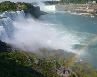 Rainbow Over Niagara