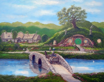 The Shire Approach (From Lord of the Rings)