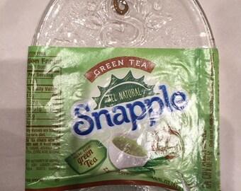 Green Tea Snapple with Hook