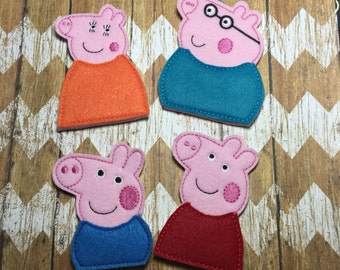 Finger Puppets - Peppa Pig