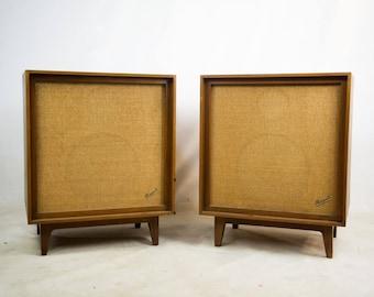 Vintage Bozak B-302A Speakers - A Pair