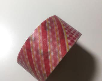 Used mt limited edition washi tape