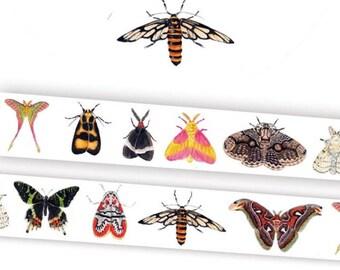 15mm Washi tape Masking Tape insect world