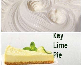 8 oz Keylime Pie Whipped Body Butter