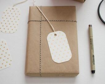 set of 3 gift tags, Christmas gift tags, gift tags, christmas gift labels, gift labels, gift wrap, holiday hang tag, gold foil gift tags
