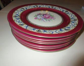 BAVARIA DINNER PLATES