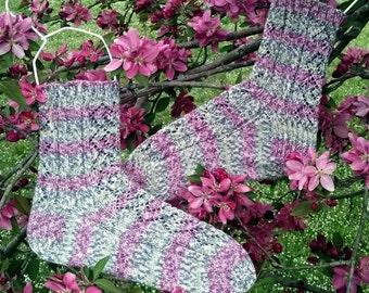 Starry Night Sock Pattern