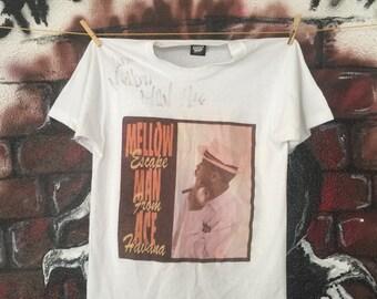 Vintage 90s Mellow Man Ace Rap Hip Hop Tshirt
