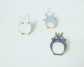 Pins totoro and friends