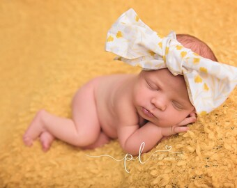 HOLLAND TULIPS Gorgeous Wrap- headwrap; fabric head wrap; floral head wrap; boho; newborn headband; baby headband; toddler headband