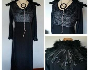 Sansa Stark black dress Game of Thrones inspired costume