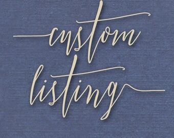 Custom Order for Victoria: string art teepee